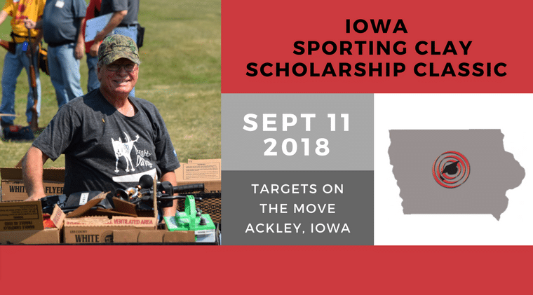 2018 Iowa Sporting Clay Scholarship Classic