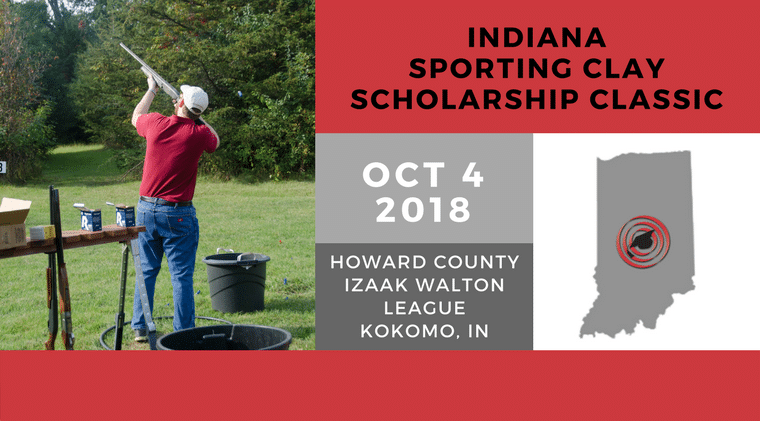 2018 Indiana Sporting Clay Scholarship Classic