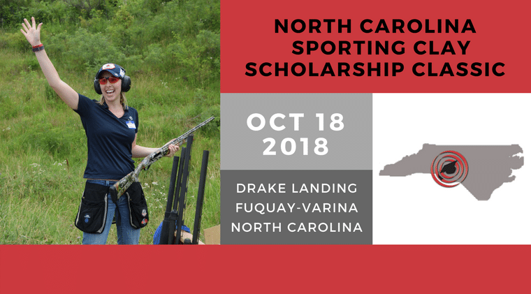 2018 North Carolina Sporting Clay Scholarship Classic