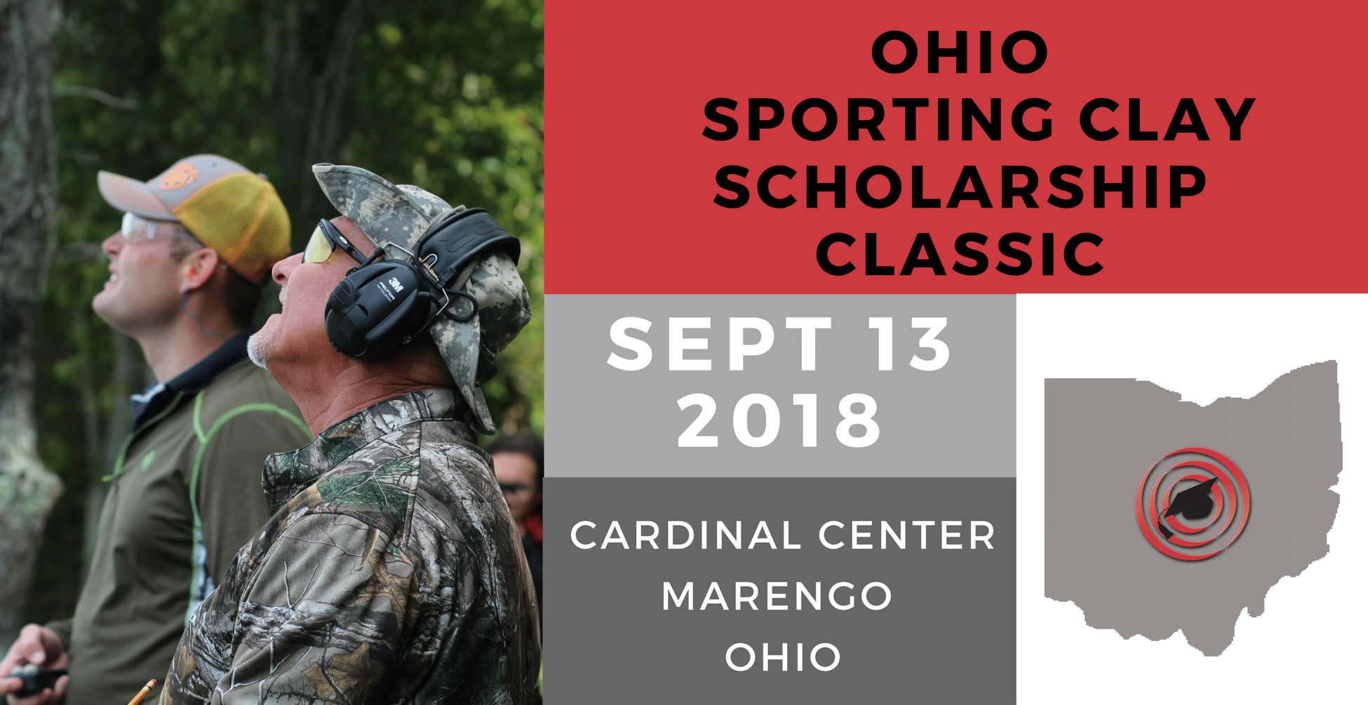 2018 OH Sporting Clay Scholarship Classic Banner