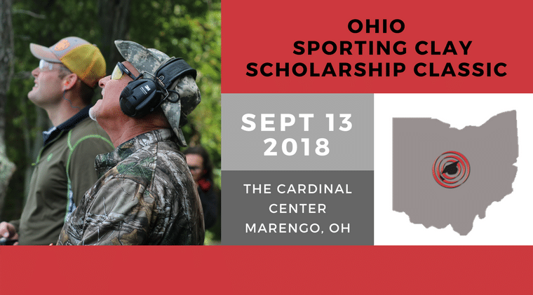 2018 OHIO SPORTING CLAY SCHOLARSHIP CLASSIC