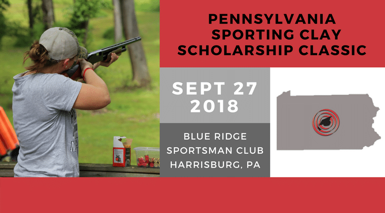 2018 Pennsylvania Sporting Clay Scholarship Classic