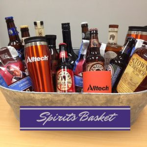 Spirits Basket