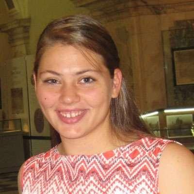 Anna Heggenstaller 2016 Scholarship Winner