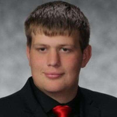 Tyler Triggs 2016 Scholarship Winner