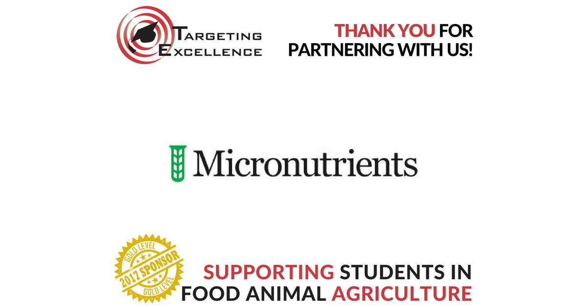 Micronutrients 2017 Gold Sponsor