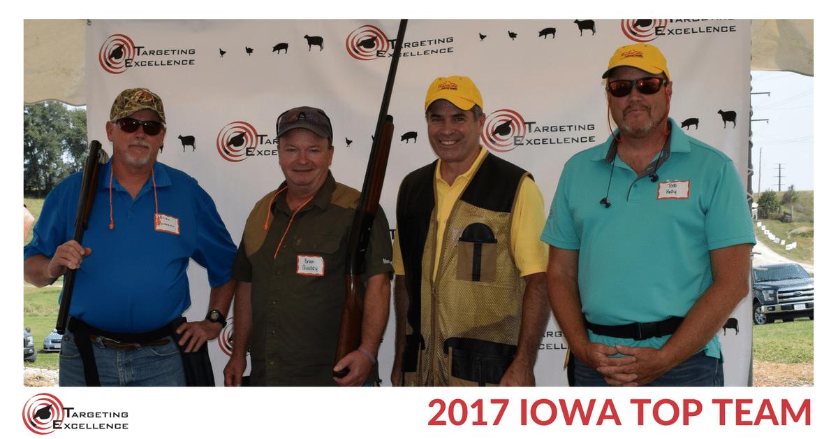 2017 Iowa Top Team
