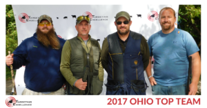 2017 Ohio Top Team - Hord Family Farms #2 (Bruce K, David N, Casey L, Matt D)