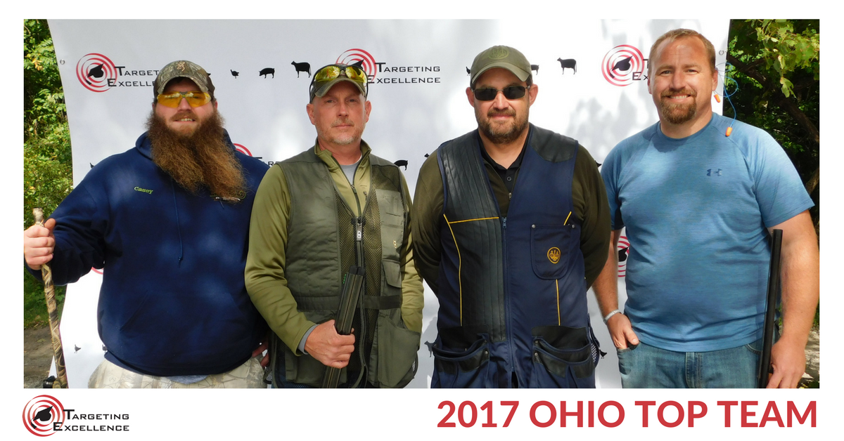 2017 Ohio Top Team - Hord Family Farms #2 (Bruce K, David N, Casey L, Matt D)