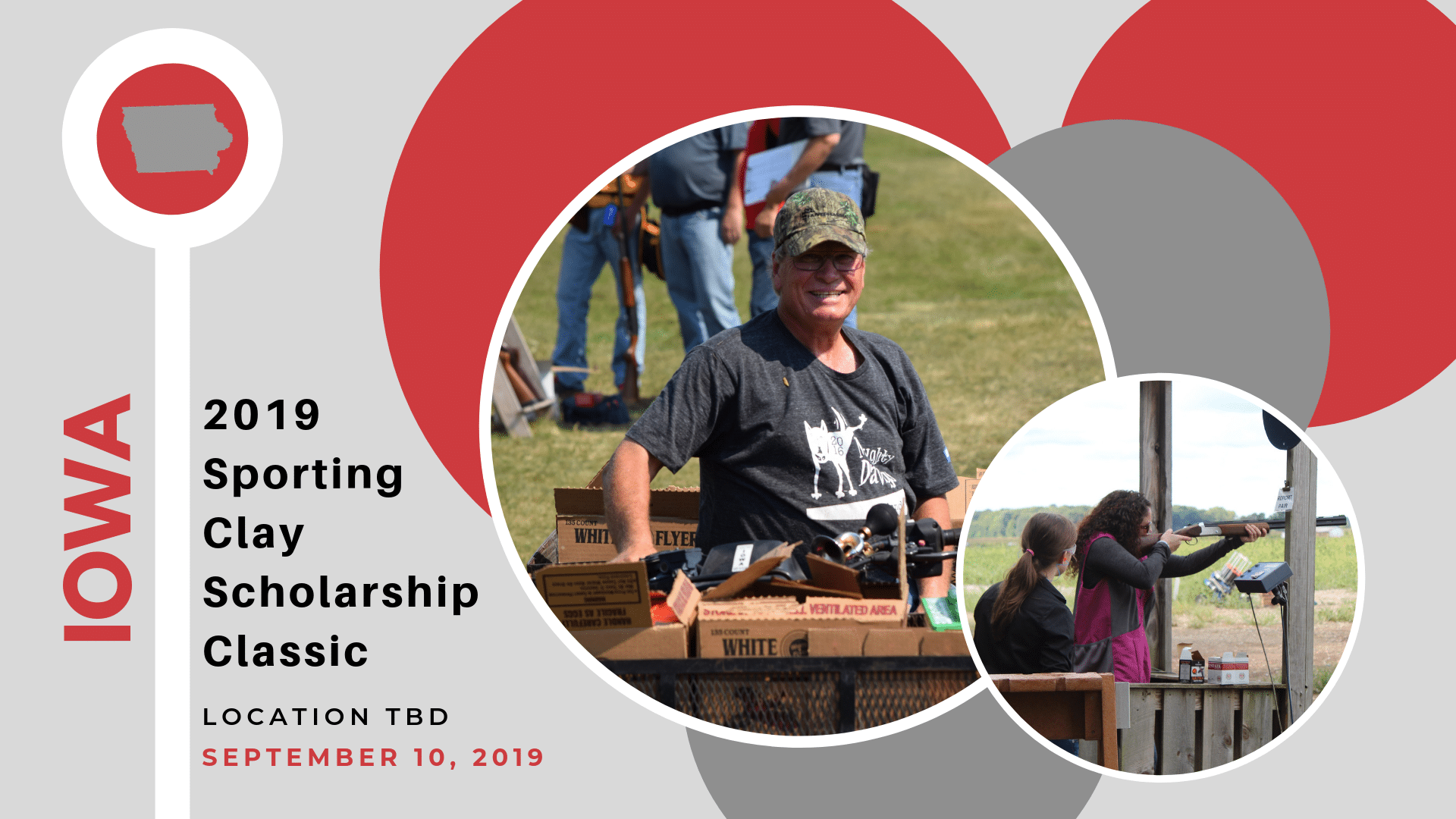 2019 Iowa Sporting Clay Scholarship Classic