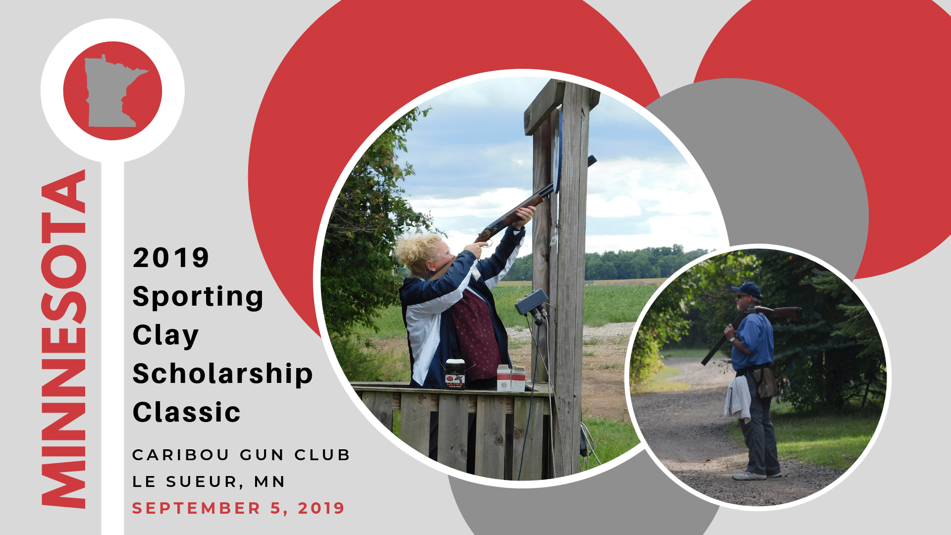 2019 Minnesota Sporting Clay Scholarship Classic