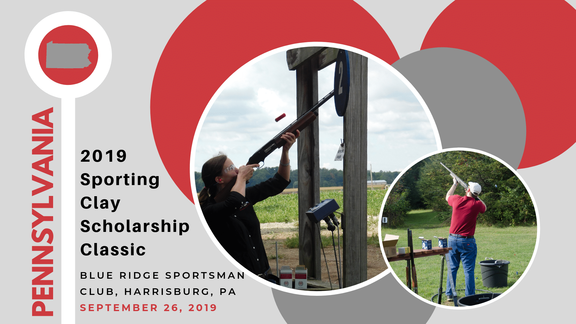 2019 Pennsylvania Sporting Clay Scholarship Classic