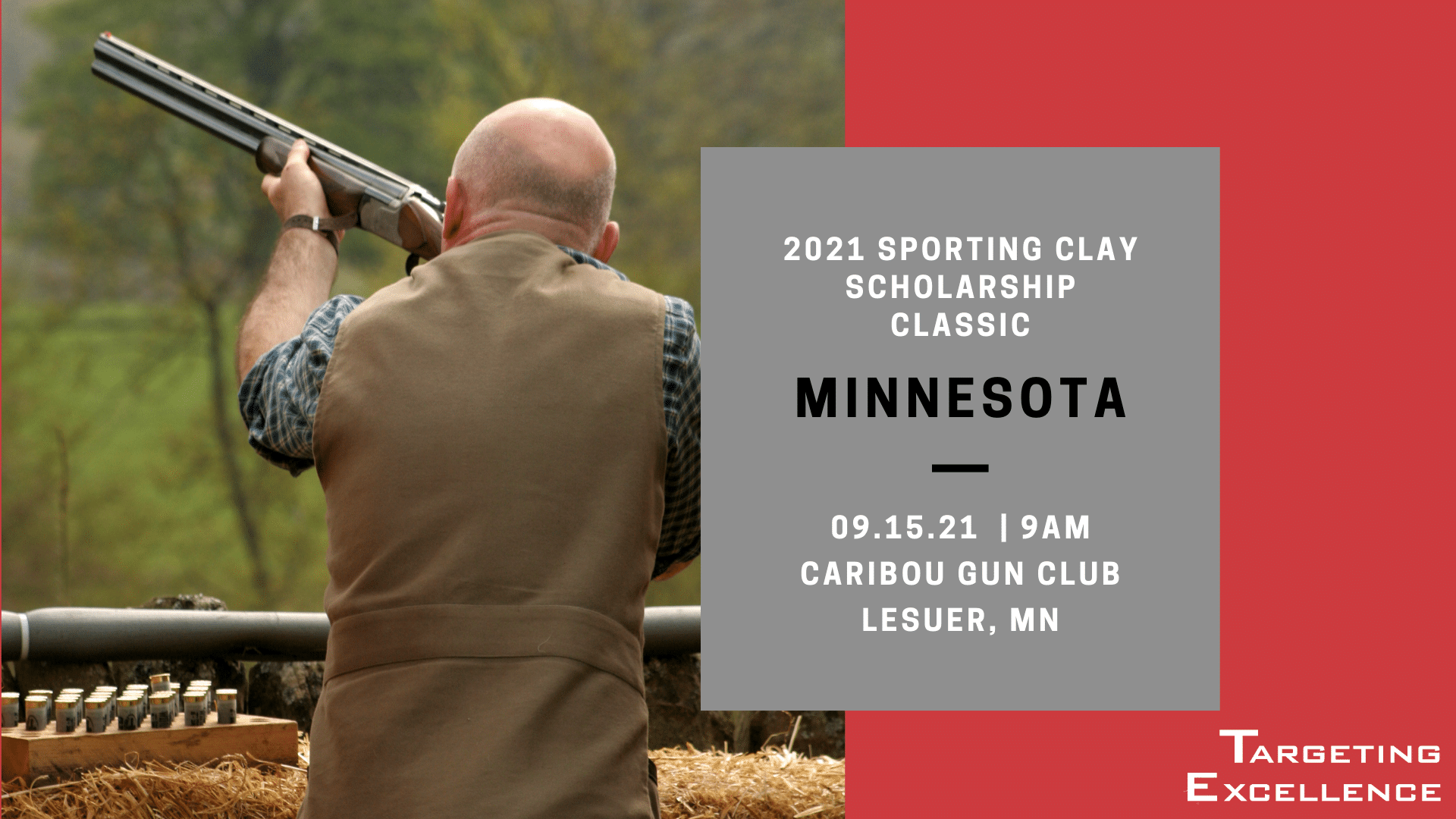 2021 Minnesota Targeting Excellence Sporting Clay Scholarship Classic