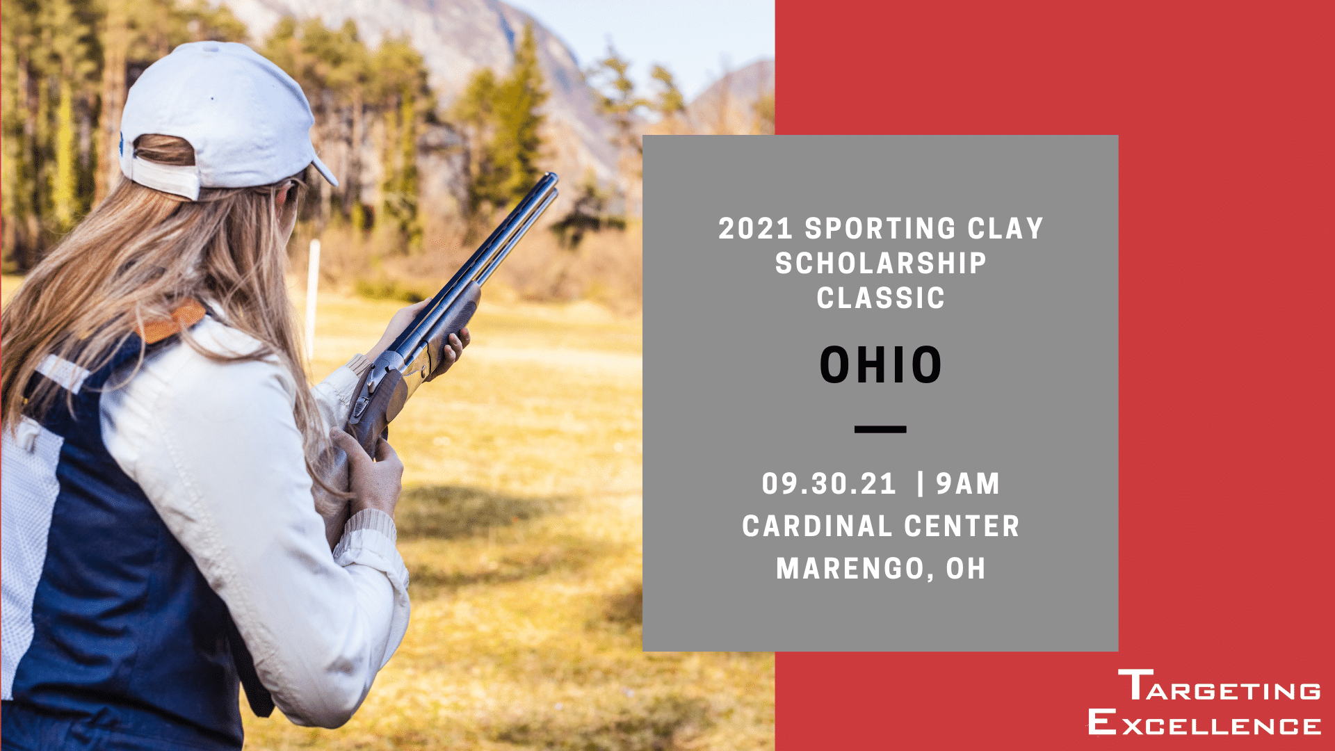 2021 Ohio Targeting Excellence Sporting Clay Scholarship Classic